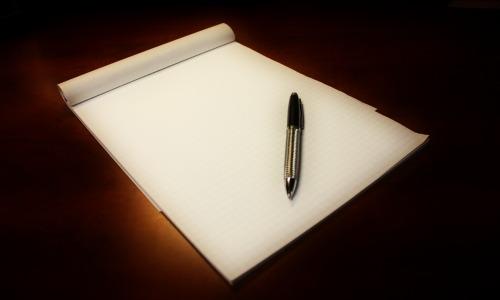 valkoinen paperi